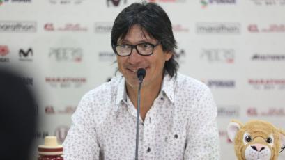 Ángel Comizzo sobre José Carvallo: