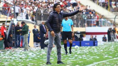 Universitario vs Alianza Lima: imágenes inéditas de Ángel Comizzo en los últimos minutos del clásico