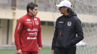 ¿Ángel Comizzo renovaría contrato por dos años más como técnico de Universitario?