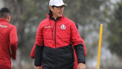 Universitario confirmó salida de Ángel Comizzo al no llegar a un acuerdo para renovar