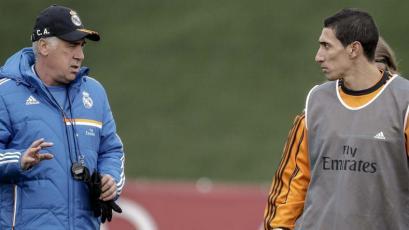 Ángel Di María es prioridad en la agenda del Nápoli