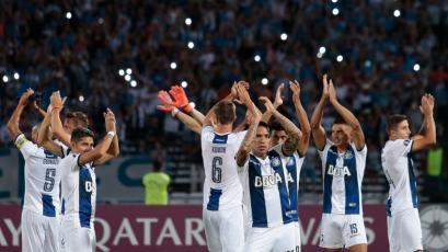 Copa Libertadores: Miguel Araujo se quedó en la banca durante triunfo de Talleres