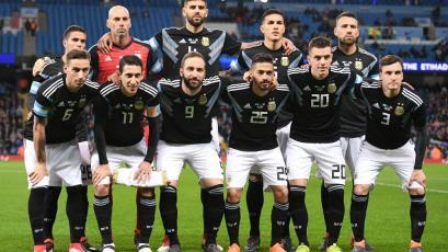 Argentina no necesitó de Messi para vencer a Italia