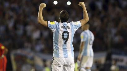 Sampaoli reveló la convocatoria de Argentina sin Dybala y con Higuaín