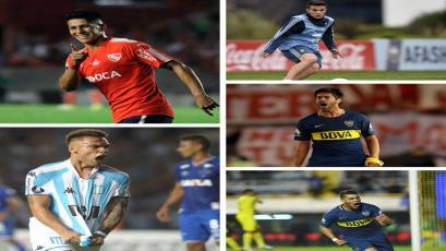 Sampaoli completó su lista de convocados con cinco jugadores