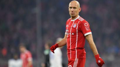 Arjen Robben confirma su salida del Bayern Múnich: