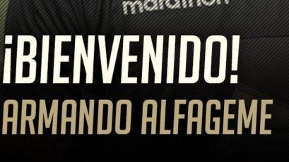 Universitario de Deportes: Armando Alfageme es el tercer refuerzo 'crema'