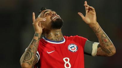 Chile vs Perú: Arturo Vidal anotó su segundo gol del partido ante la Selección Peruana (VIDEO)
