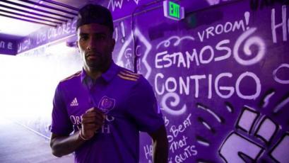 Carlos Ascues vio acción con el Orlando City en la MLS