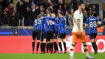 Champions League: como el histórico partido del Atalanta se convirtió en una