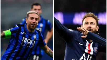 Champions League: Atalanta y PSG abren los cuartos de final en Portugal