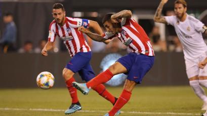 Real Madrid fue goleado 7-3 por el Atlético de Madrid con póker de goles de Diego Costa