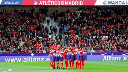 Atlético de Madrid, cuarto equipo español con más títulos en la historia, cumple 117 años (VIDEO)