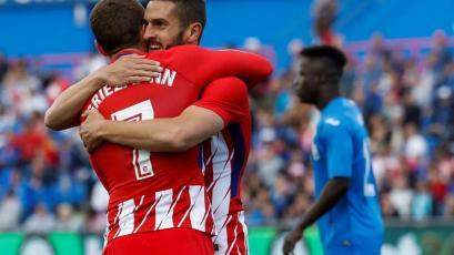 Atlético de Madrid ganó y quedó listo para la final de Europa League