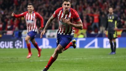 Champions League: Atlético de Madrid venció 2-0 a Juventus en el partido de ida (VIDEO)