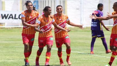 Liga2: Atlético Grau goleó a Comerciantes Unidos y clasificó a la fase 2 de los playoffs del ascenso