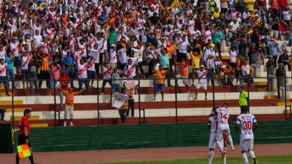 Atlético Grau derrotó 2-0 a Deportivo Coopsol en su debut en el cuadrangular final del ascenso