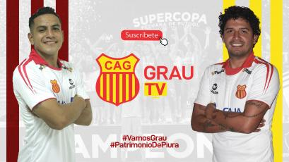 Liga1 Movistar: Atlético Grau estrena su canal de Youtube con Reimond Manco (VIDEO)