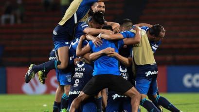 Atlético Tucumán consigue la hazaña en Medellín