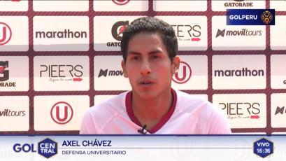 Axel Chávez: