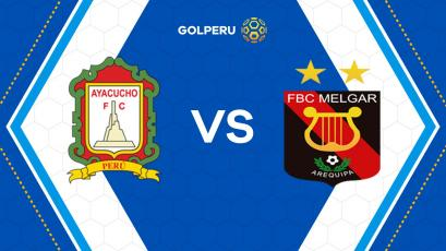 Ayacucho FC recibe a Melgar en duelo de altura
