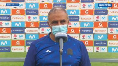 Walter Fiori sobre la derrota de Ayacucho FC:
