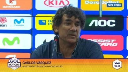 Carlos Vásquez: