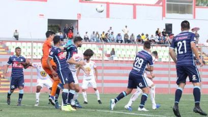 Real Garcilaso le empató 1-1 a Ayacucho FC en partido emocionante del Torneo Clausura (VIDEO)
