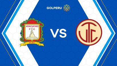 Previa: Ayacucho FC se mide ante UTC