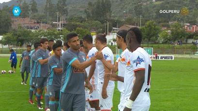Ayacucho F.C derrotó 5-3 a Sporting Cristal