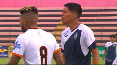 Ayacucho F.C empató con la Universidad San Martín