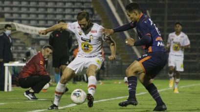 Liga1 Movistar: Ayacucho FC y César Vallejo empataron 1-1 por la fecha 4 de la Fase 2