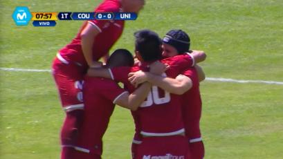 Universitario cierra el Torneo Apertura venciendo a Comerciantes Unidos