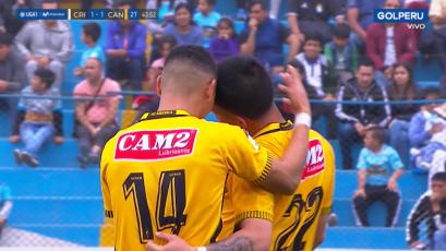 Academia Cantolao rescató un empate sobre el final ante Sporting Cristal