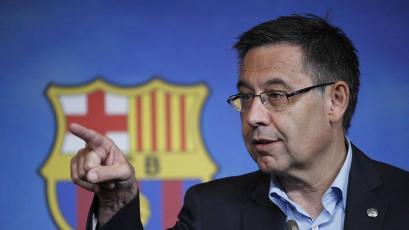 Barcelona: presidente Bartomeu se refirió a los fichajes de Lautaro Martínez y Neymar