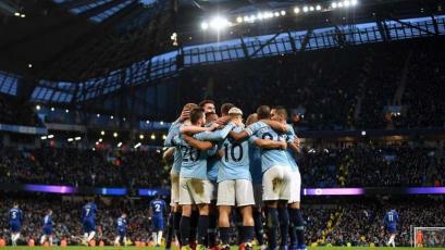 Manchester City se coronó en la Copa de la Liga por penales ante el Chelsea