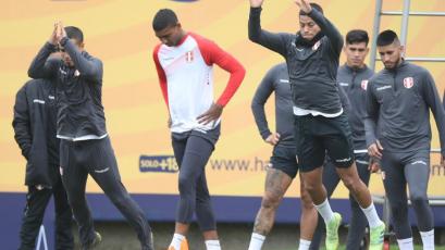 Selección Peruana Sub-23 continúa fortaleciéndose para los Juegos Panamericanos Lima 2019 (FOTOS)