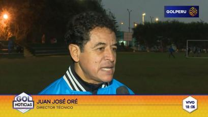Juan José Oré: