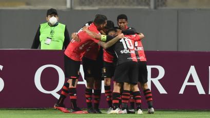 Copa Sudamericana: FBC Melgar derrotó por 1-0 a Bahía por el duelo de ida