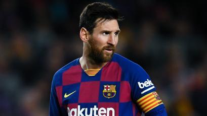 Lionel Messi no se presentó a las pruebas moleculares del Barcelona