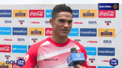 """Anderson Santamaría: """"Llegar a la selección me llena de energía"""""""