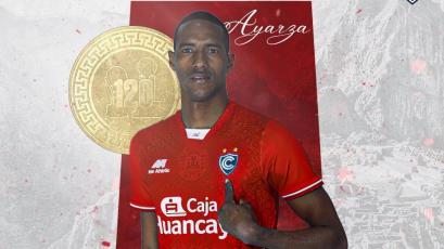 Cienciano: El cuadro imperial presentó su nueva camiseta para la Liga1 Betsson 2021