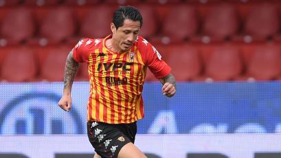 Celtic habría ofrecido millonaria oferta al Benevento por Gianluca Lapadula