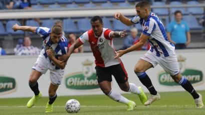 Con Renato Tapia, Feyenoord clasificó a la última ronda previa de la Europa League (VIDEO)