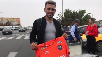 Liga1 Movistar 2020: Arquímedes Figuera llegó a Trujillo para unirse a la Universidad César Vallejo