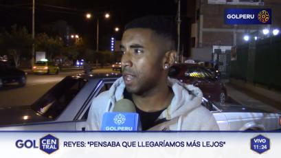 Deyair Reyes:
