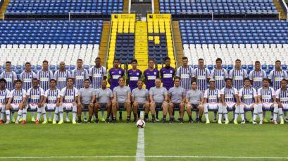 El fútbol peruano saluda a Alianza Lima en sus 118 años de fundación