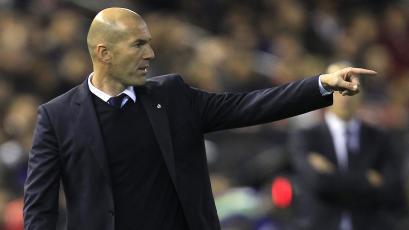 """Zinedine Zidane: """"Los jugadores necesitaban un partido así"""""""