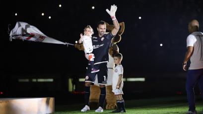 Universitario presentó a su plantel que disputará la Liga1 Movistar y la Copa Libertadores