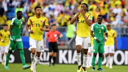 Rusia 2018: Colombia superó a Senegal y se clasificó a octavos de final
